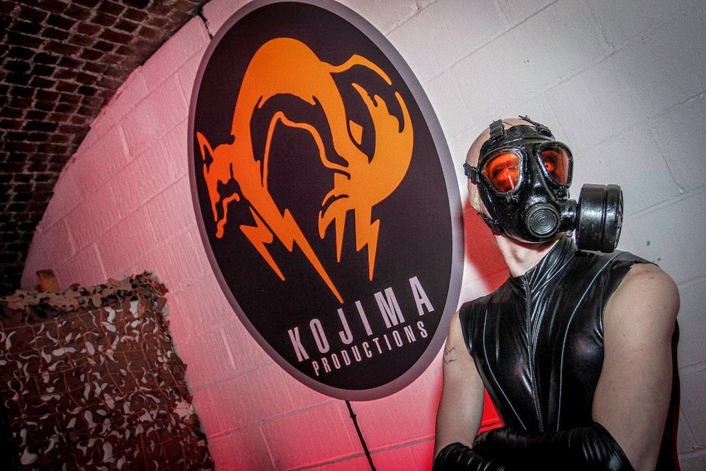 MGS V: Ground Zeroes at Bafta Inside Gaming - weknowgamers