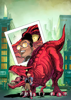 Moon Girl and Devil Dinosaur #1