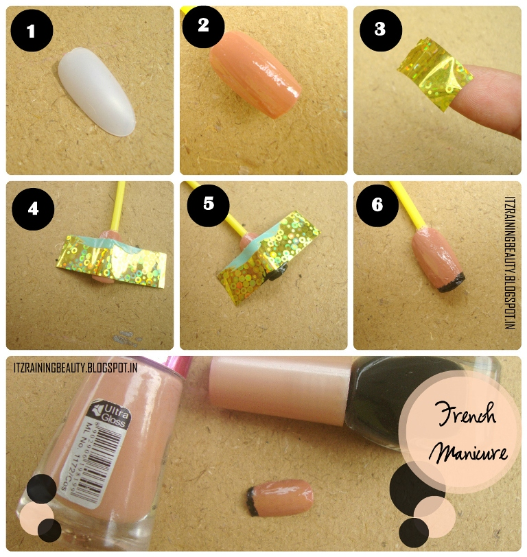Nail Art Easy Designs Step Step | Nail Art Designs