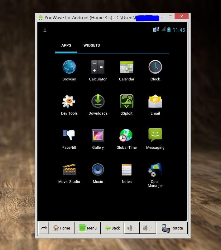 Android Uygulamaları Bilgisayarda Açmak - Youwave.