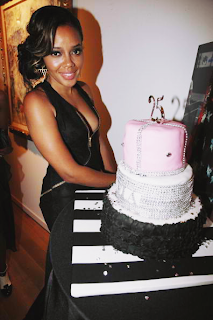 ENTERTAINMENT NEWS BAG: ANGELA SIMMONS CELEBRATES 25TH BIRTHDAY