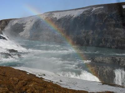 Cascada Gullfoss, Islanda