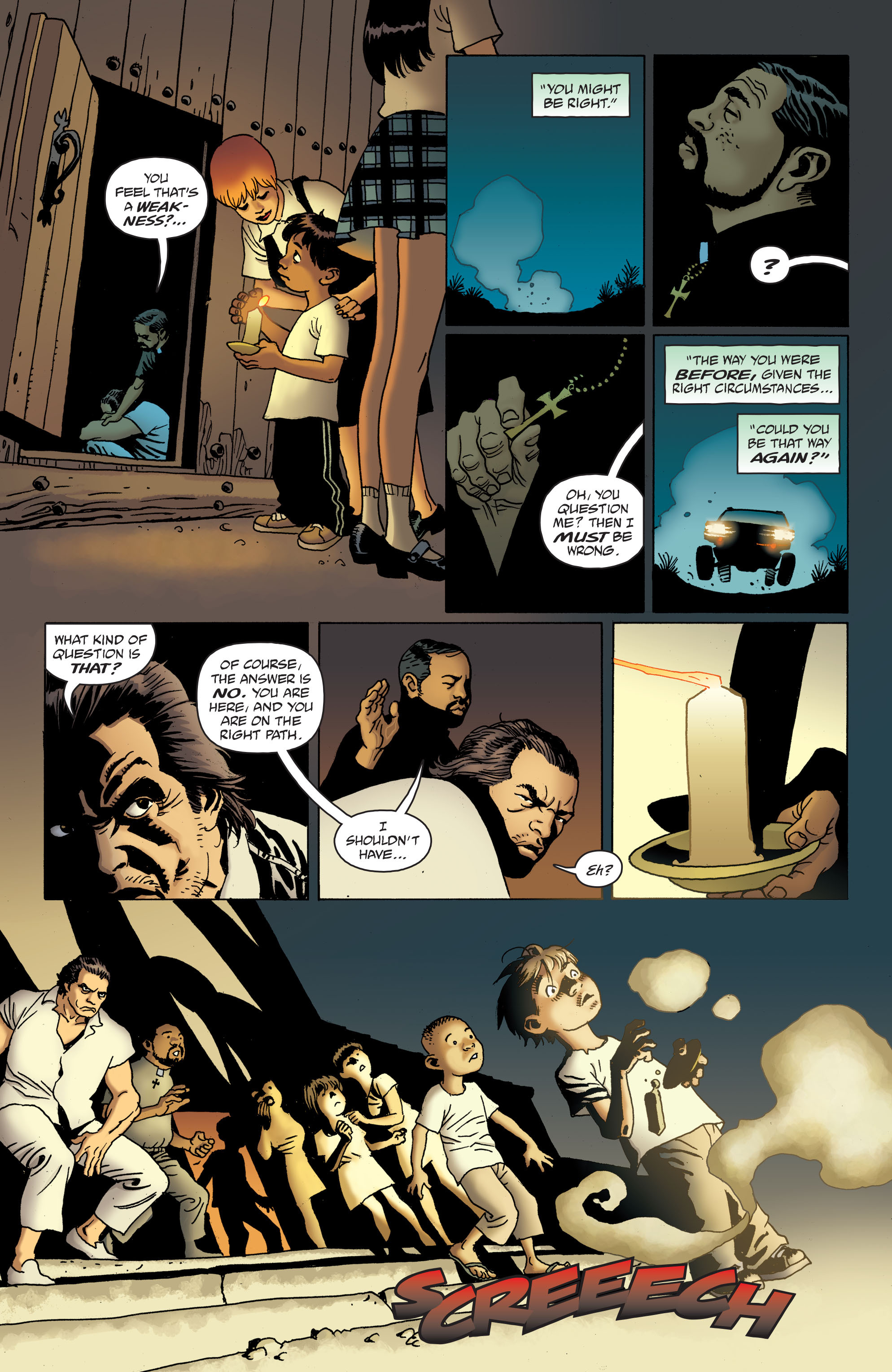 100 Bullets: Brother Lono Full Page 117