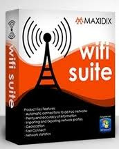Maxidix Wifi Suite 13.5.28 Build 491 + Full Patch (Full Version)