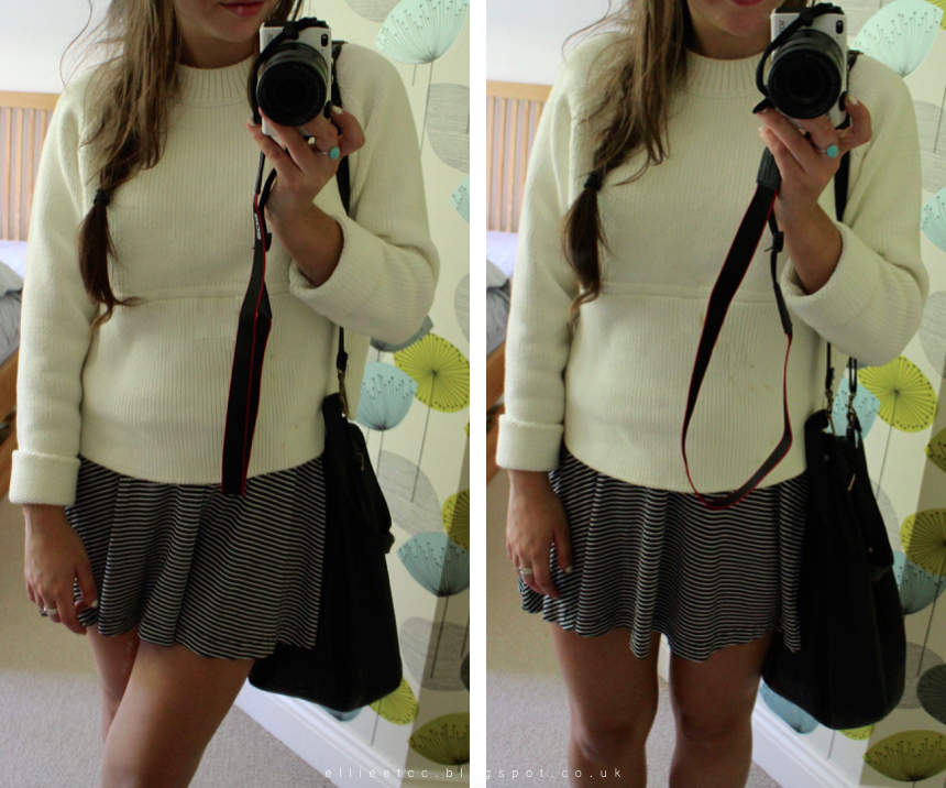 lifestyle, day trip, Guildford, The Tea Terrace, Alice In Wonderland, lunch, food, House of Fraser, outfit, ootd