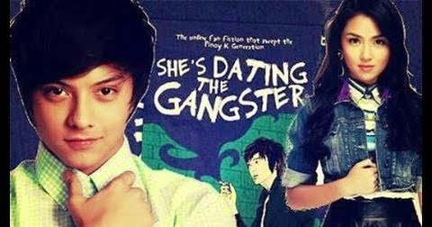 memorable lines in shes dating the gangster After a brief romance, grace (angel locsin) and edward (digndong dantes) go their separate ways grace ends up marrying tristan (zanjoe marudo) while edward marries jacqueline (angelica panganiban).
