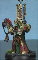 Belial, Gran Maestre del Ala de Muerte