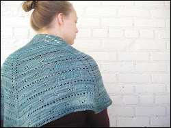 Nightlite shawl
