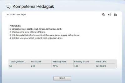 Soal uji kompetensi pedagogik dari soal UKG
