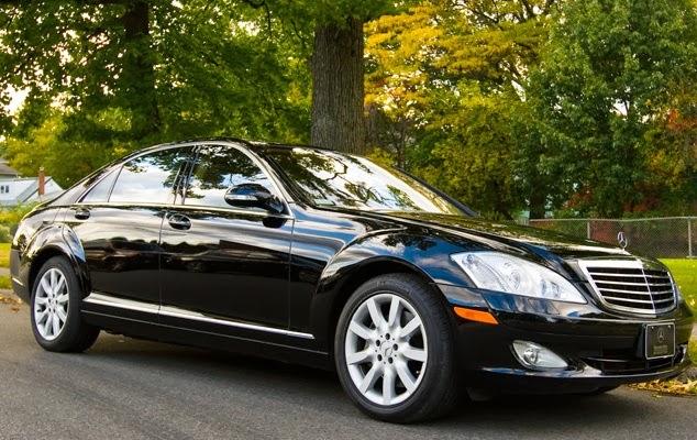 Cho thuê xe ôtô 4 chỗ Mercedes S550 Vip