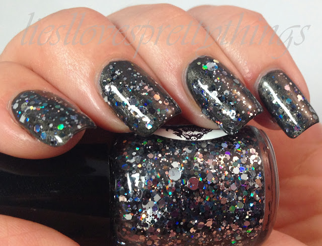 Honey Bunny Lacquer Pantera Collection Cemetery Gates