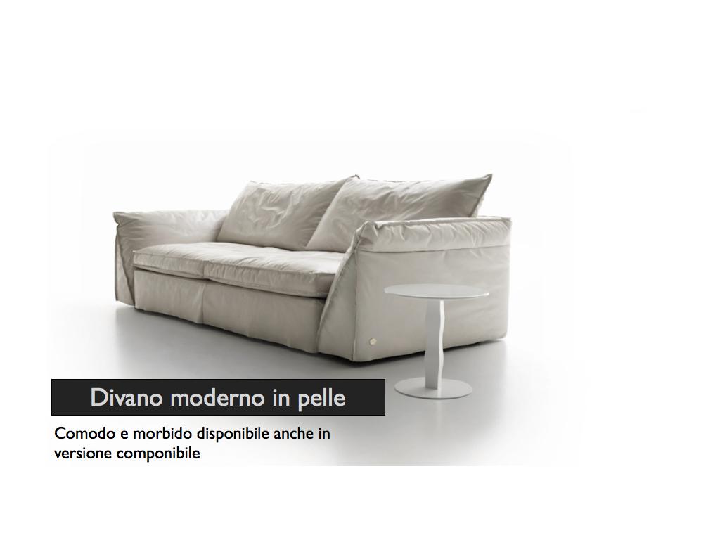 Divani blog tino mariani 12 febbraio 2012 - Divano letto in pelle ikea ...