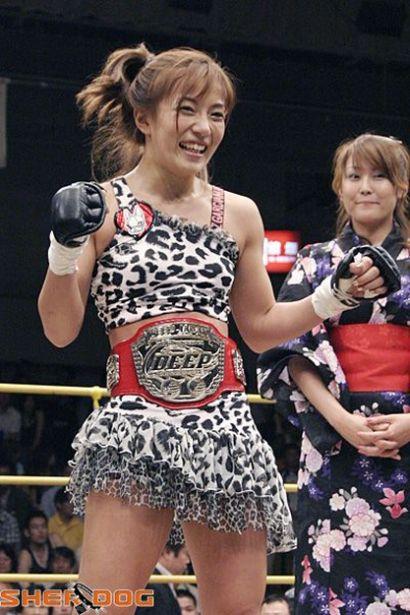 Hisae Watanabe - Women MMA Fighters