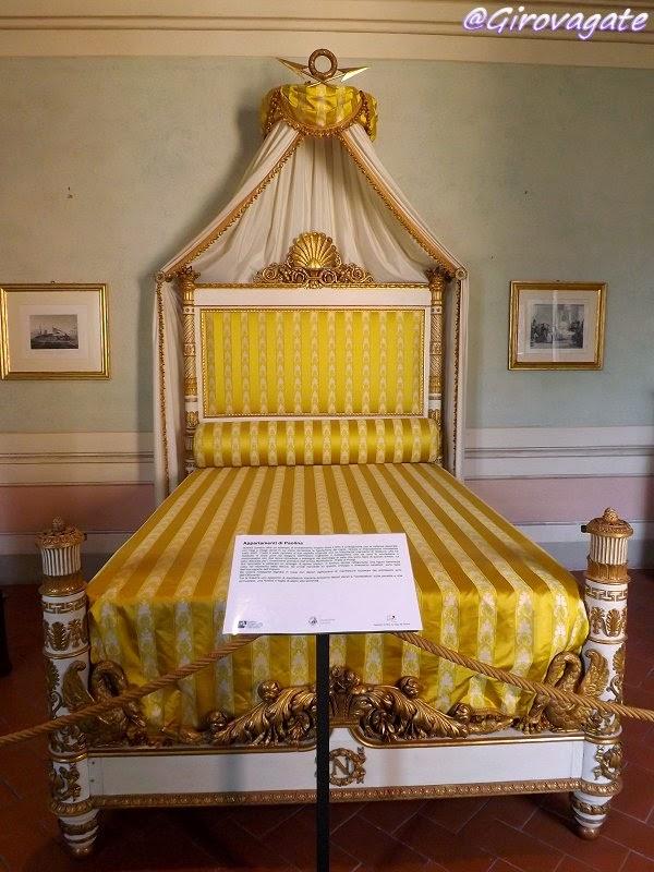 villa mulini Paolina Bonaparte