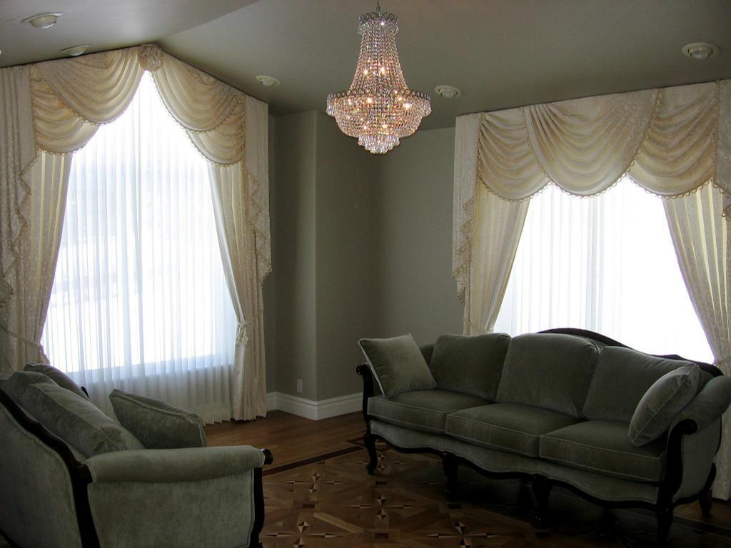 Agosto 2011 cortinas y persianas for Cortinas elegantes para sala