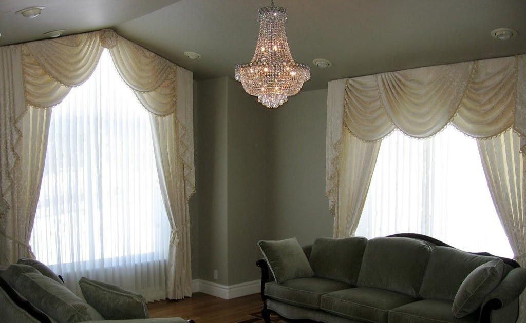 Cortinas elegantes cortinas y persianas - Cortinas metalicas decorativas ...