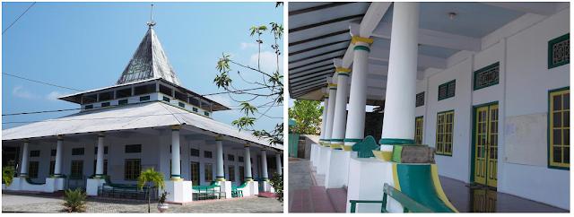 Mesjid Sultan Bacan - Wisata Sejarah Halmahera Selatan