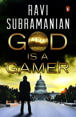 God Is A Gamer By Ravi Subramanian- Book Review