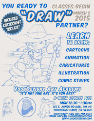 VoogDesigns Art Academy