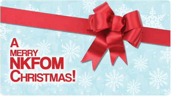 Merry NKFOM Christmas