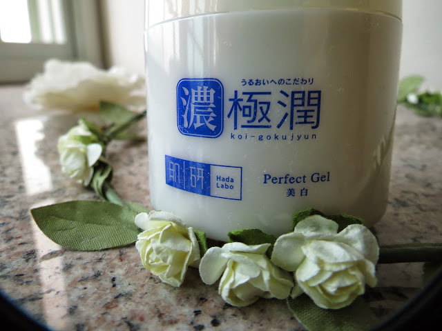 Hada labo 3-in-1 whitening gel