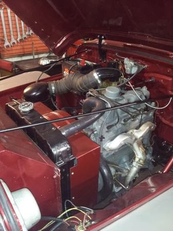 1953 Jeep Willys Truck 4x4 Auto Restorationice
