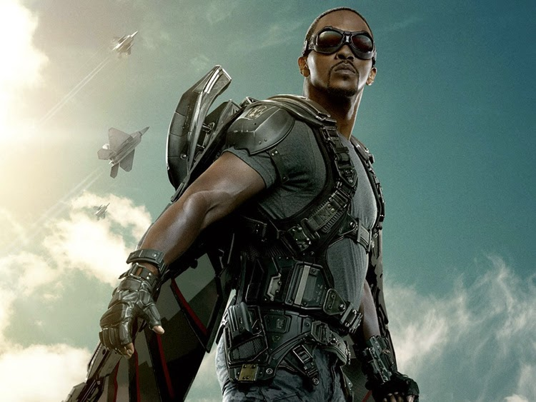Captain America - The Winter Soldier Falcon Featurette