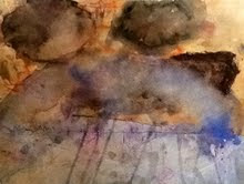 Art Intertwine-Watercolour Storm Paintings