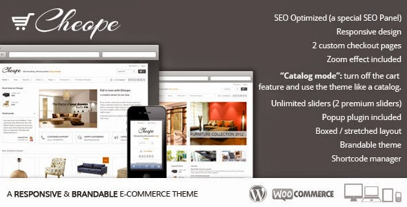 Cheope Shop Flexible e-Commerce