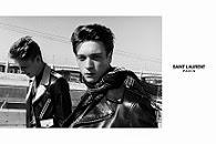 SAINT LAURENT FW2014/15 Ad Campaign