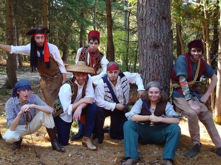 scurvy pirates