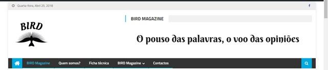 BLOGUE                                 RICARDO PINTO