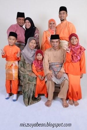 Family Abang Zaid
