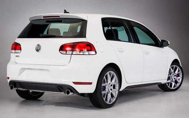 VW Golf GTI Branco Candy