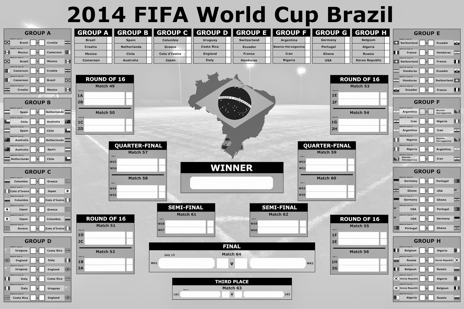 World Cup 2014 - Free ...