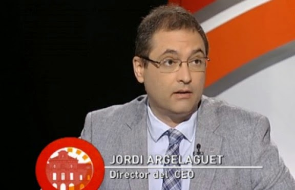 Argelaguet, director del CEO: NO DA NI UNA