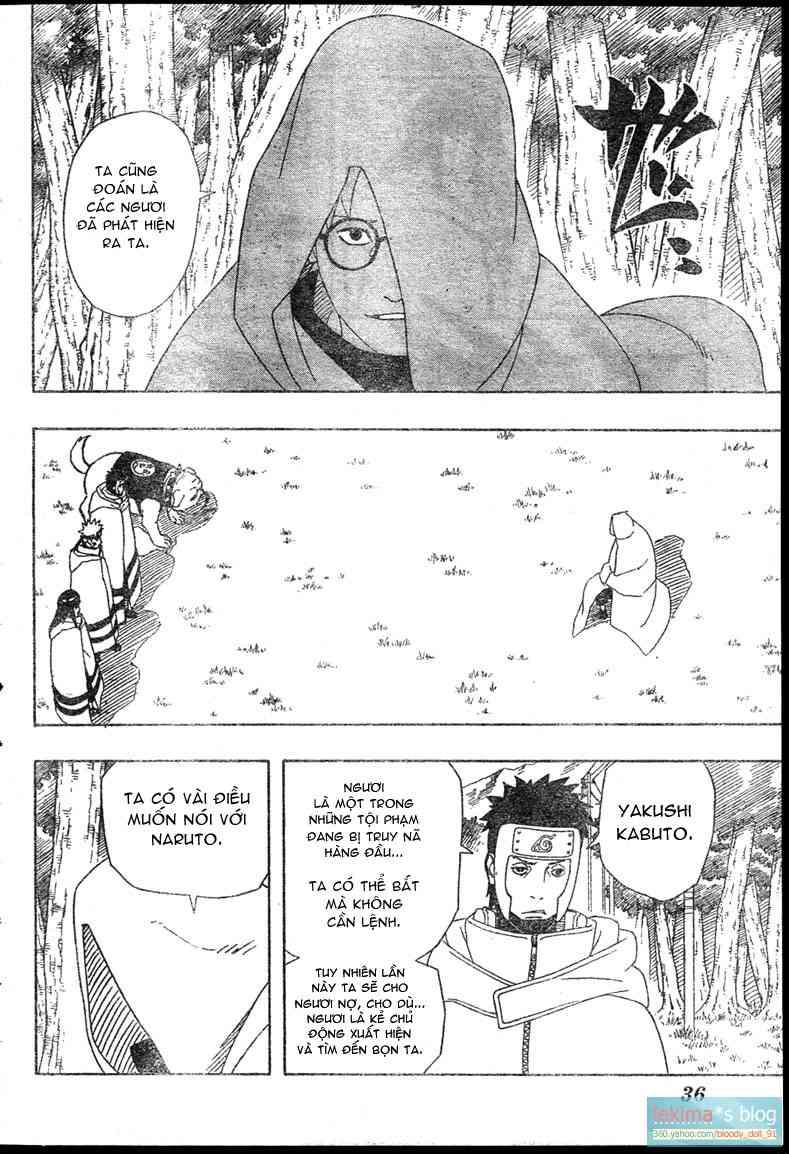 Naruto chap 356 Trang 7 - Mangak.info