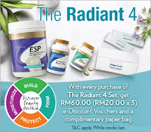 PROMOSI SEPT 2017. The Radiant 4