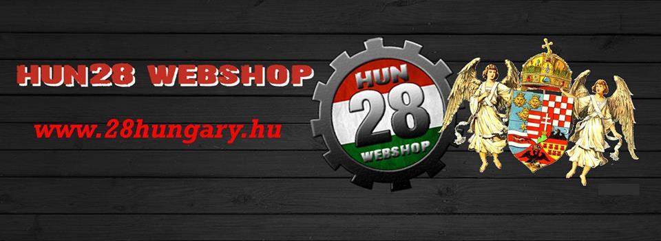 HUN28 WEBSHOP