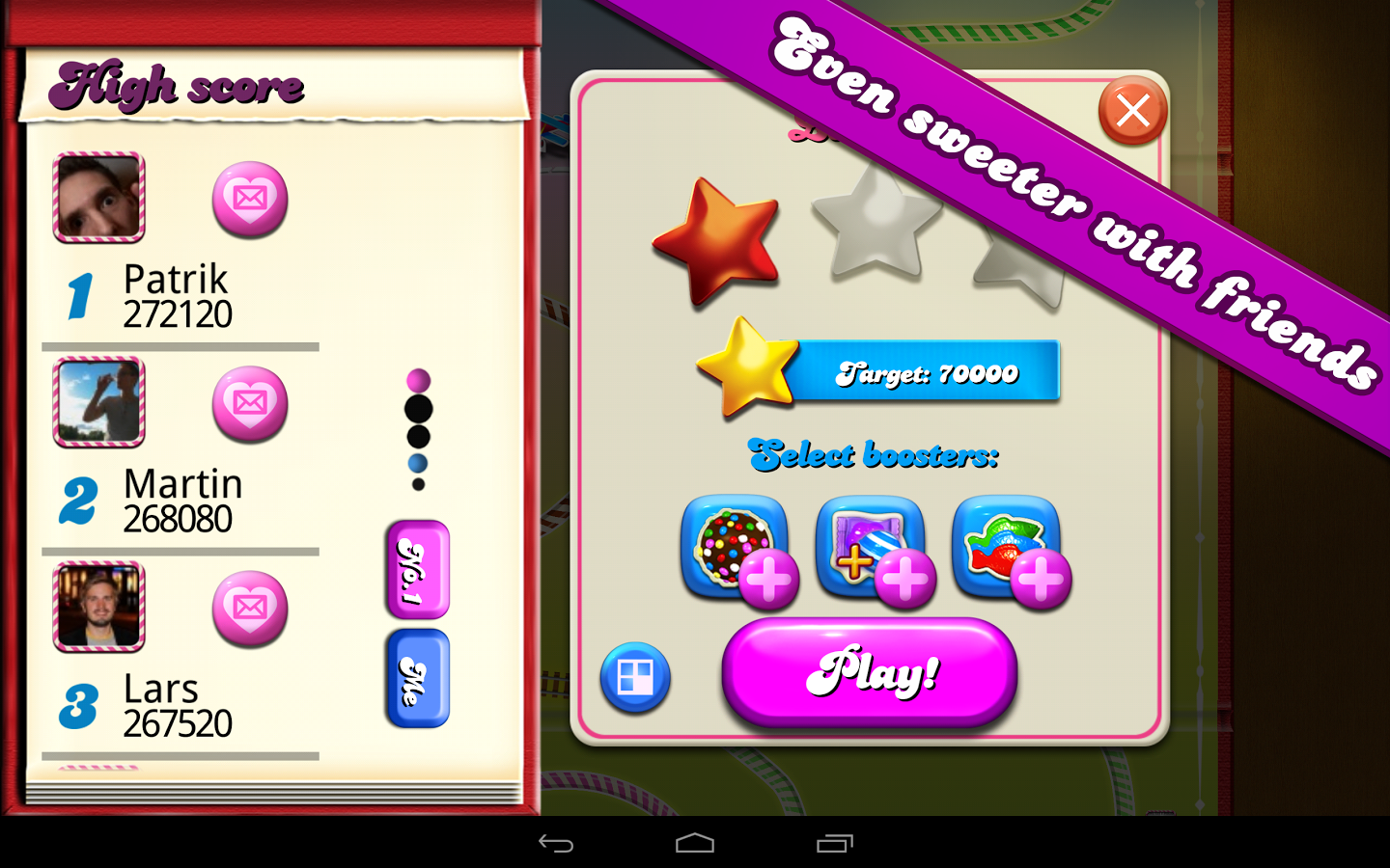 candy crush unlimited lives apk for android