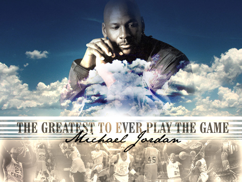 Michael Jordan Wallpaper ~ Big Fan of NBA - Daily Update