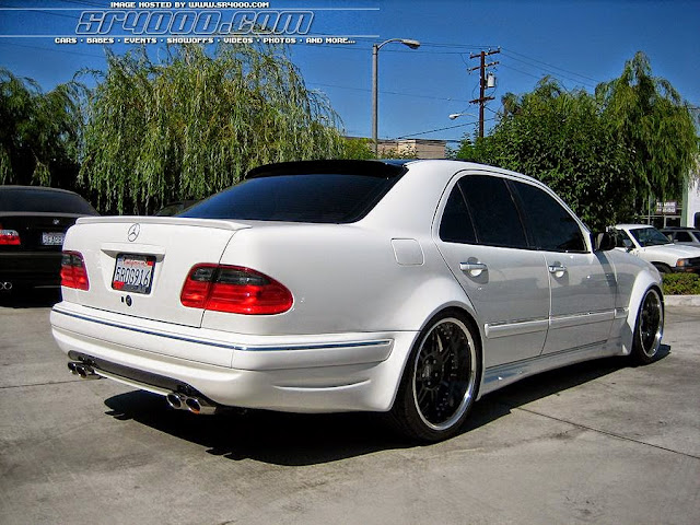 w210 replica body kit