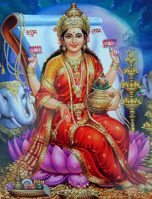Misterios de India, El Arte Krishna