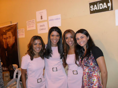 Irmãs Camilo e Francielle Miranda