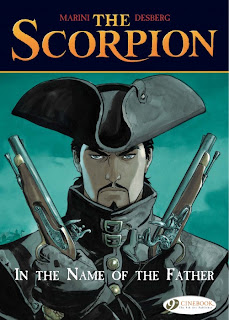 The Scorpion - In the Name of the Father