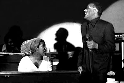 aretha franklin & ray charles