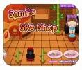 chơi game bạn gái Tiệm Spa Sami