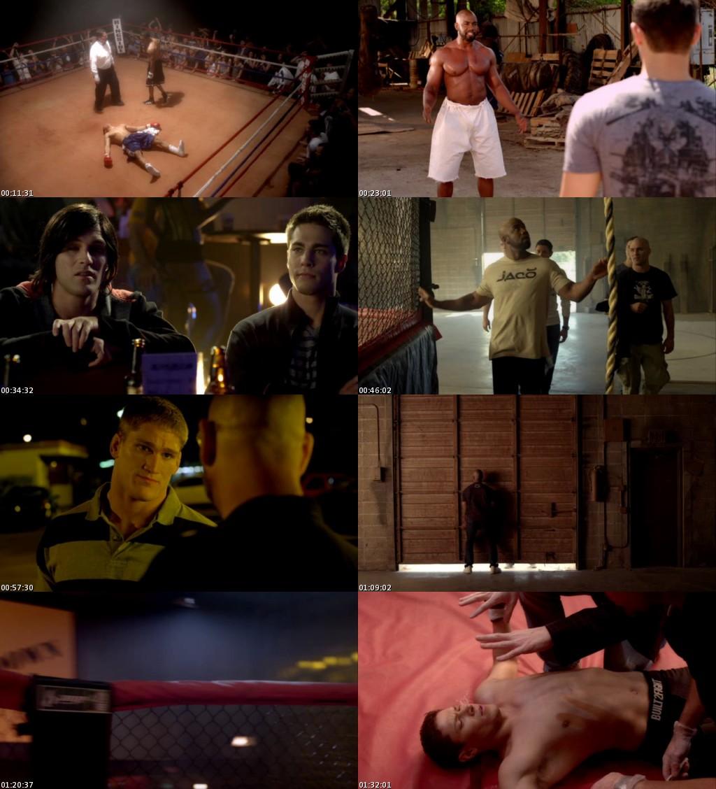 Rompiendo las reglas 2 (2011) [DVDRip] [Latino]
