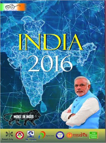 India Yearbook 2016