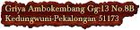 Alamat Batik Niar